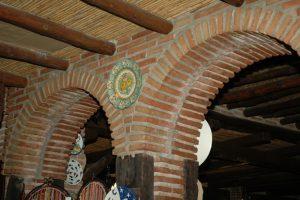 Arcos em terracota manual 1