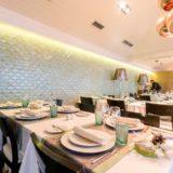 Azulejo Escama Restaurante 1