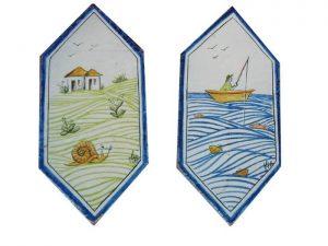 Caracol e barco