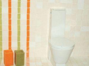 Casa de banho em azulejos vidrados 4