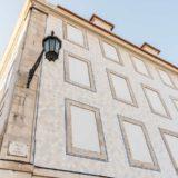 Fachada exterior com revestimento em azulejo vidrado 5
