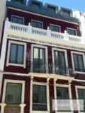 Fachada exterior com revestimento em azulejo vidrado 8
