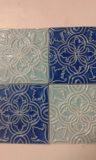 Handmade Collection Azulejo decorativo com relevo 14x14 cm 46
