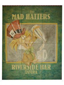 Logotipo de um bar