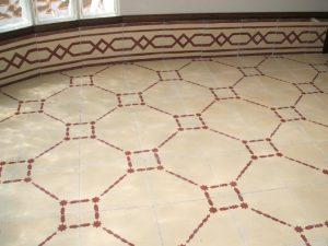 Ref 116 Mosaico Hidraulico Ref 166 Faixa Rubio Sala