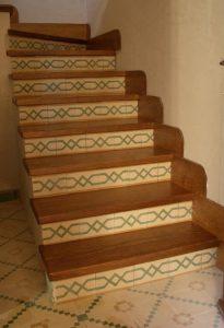 Ref 166 Faixa Rubio Escadas