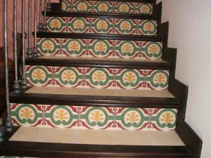 Ref 178 Faixa Palma Escadas