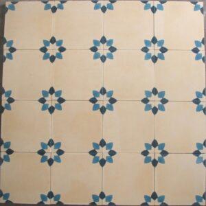 Ref 59 branco azul escuro azul claro