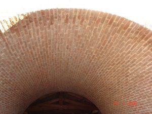 Ref 601 Tijolo Burro 20x10x4 cm Aboboda em arco 1