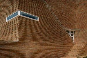 Ref 601 Tijolo burro 20x10x4 cm Obra de CCG Arquitectos 11