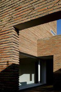 Ref 601 Tijolo burro 20x10x4 cm Obra de CCG Arquitectos 13