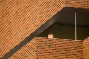 Ref 601 Tijolo burro 20x10x4 cm Obra de CCG Arquitectos 19