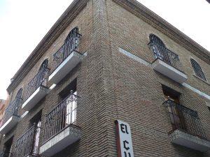 Ref 601 tijolo burro 20x10x4 cm fachada completa revestida com tijolo burro