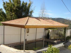 Ref 702 Telha Santa Catarina com Riscas Antigo Lavadouro