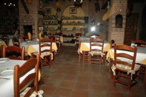 Ref 404 Terracota 40x40x25 cm  restaurante