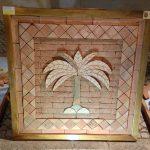 Ref 604 Terracota para revestimento 20x5x1cm Palmeira