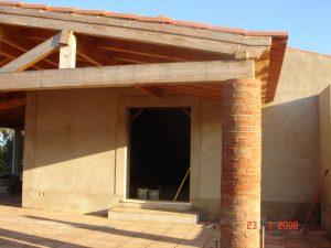 Ref 605 Curvas terracota pilares recondos 3
