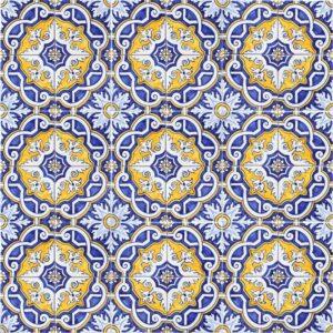 Ref PA09 Azulejos de padrao