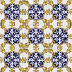 Ref PA15 Azulejos de padrao