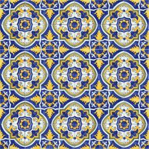 Ref PA16 Azulejos de padrao