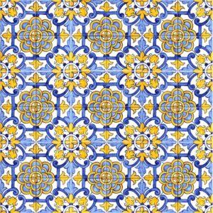 Ref PA17 Azulejos de padrao