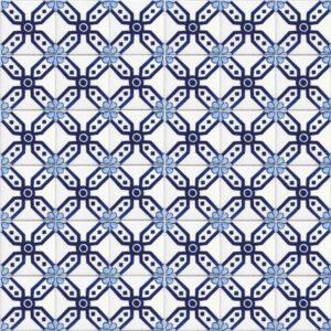 Ref PA18 Azulejos de padrao