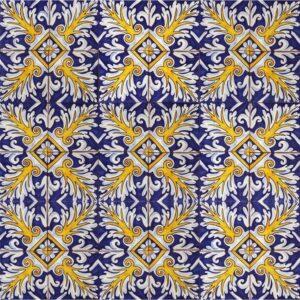 Ref PA19 Azulejos de padrao