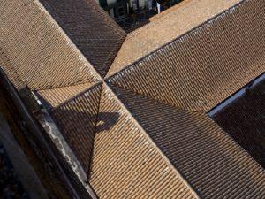 Telha santa catarina combinada com telha antiga 2