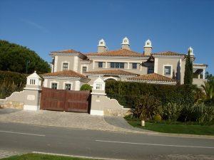 Telhado Quinta do Lago Algarve1