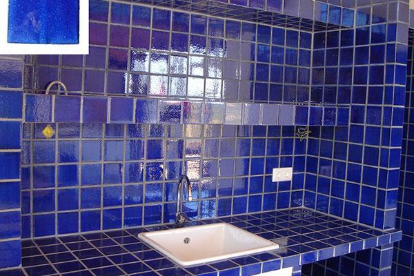 Ref 257 Cozinha e bancada em azulejos vidrados 2 1