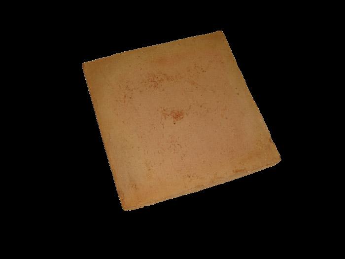 Ref 301 Ladrilho 20x20 cm desenformado a Areia barro natural 2