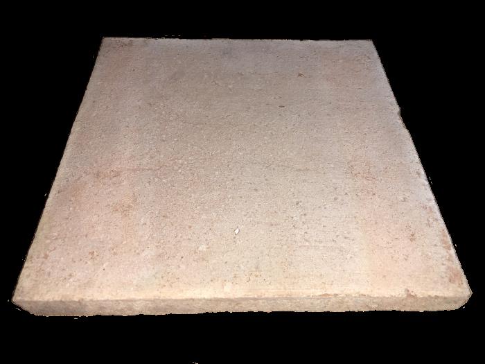 Ref 311 Ladrilho 25x25x2 cm Barro Natural 2