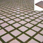 Ref 404 terracota 40x40 jardim