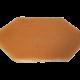 Ref 409 ladrilho hexagonal 15 cm desenformado a areia 2