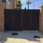 Ref 601 Tijolo Burro 20x10x4 cm Pilares de entrada