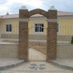 Ref 601 Tijolo Burro 20x10x4 cm Pilares de entrada 2