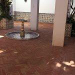Ref 603 Terracota 20x5x2 cm Terraço tradicional