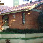 Ref 603 terracota para revestimento 20x5x2 cm fachada exterior