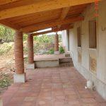 Ref 605 Curvas terracota pilares recondos 1