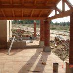 Ref 605 Curvas terracota pilares recondos 2