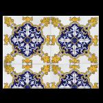 Ref PA15 Azulejos de padrao 495x400