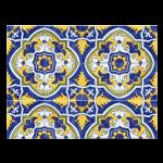 Ref PA16 Azulejos de padrao 495x400