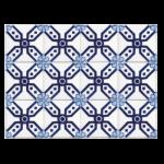 Ref PA18 Azulejos de padrao 495x400