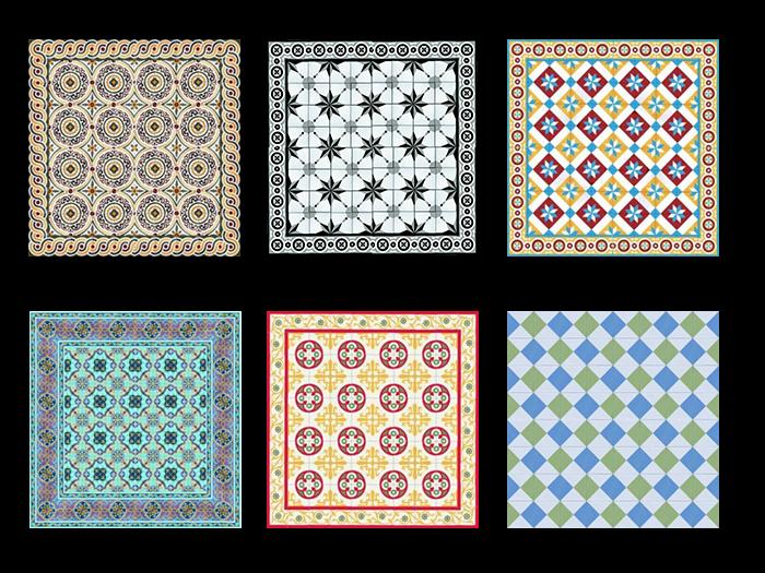 mosaicos hidraulicos 1