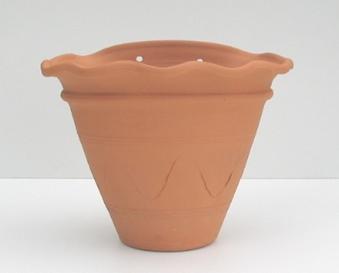 Ref J40 Vaso Parede Folhado 1
