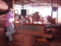 5 maquinas usadas na transformacao da materia prima amassadeira