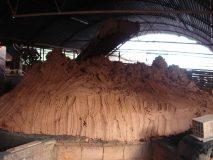 6 fase final da preparacao argila em pasta