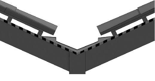 Figura 7 Caleira