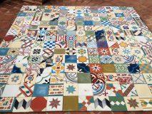 Painel Mosaicos Diversos 2 4