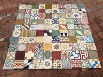 Painel Mosaicos Diversos 3